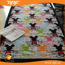 China Brand SGS Super Asorbent Custom Print Beach Towel