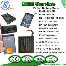 OEM Original Quality Mobile Phone Battery For NOKIA BL-5C BL-4C AKKU Batteri Batterij