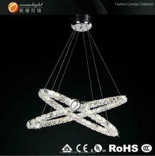Cross Planet Modern LED Hanging Pendant Lamp OM88067