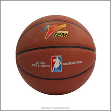 professional supplier match ball custom basketball