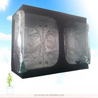 Hydroponic heavy-duty grow portable lightweight grow tent