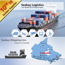 sea/ocean freight from shanghai/shenzhen to vancouver/usa/canada