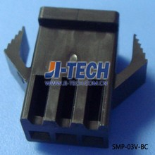 2.5mm pitch wire to wire connector SM series JST crimp connector SMP-03V-BC plug housing 3 pin wire connector