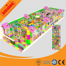 Free Design Indoor Playground Structure, Indoor Gym Equipment For Kids