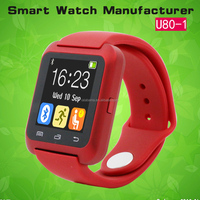 new products bluetooth smart watch with Anti-lost and waterproof also pedometer function,Android bluetooth smart watch.
