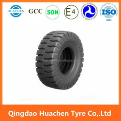 HUACHEN tires 27.00-49 with competitive price & high quality