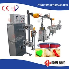 the newest ABS/PLA 3D printing filament production line technology