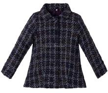 New developed Fashion style girls woolen coat