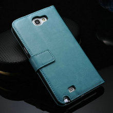 Product new material PU quality high weight light mobile phone case for samsung galaxy note 2 N7100 smartphone