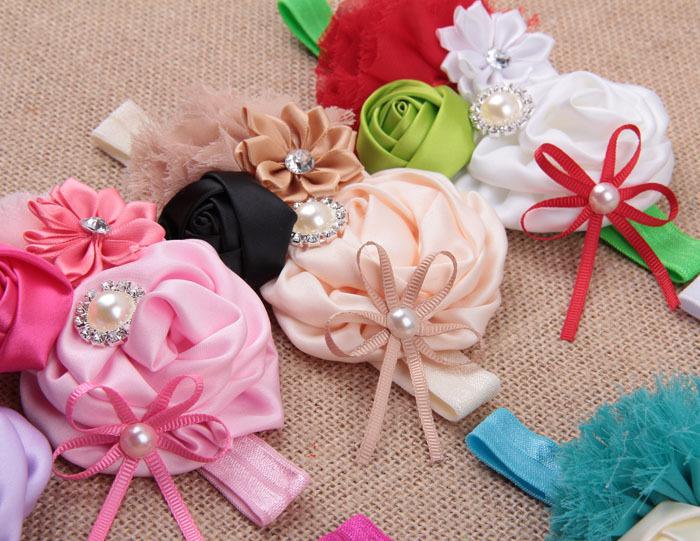 Adornos para el pelo navide os - Como hacer adornos para el pelo ...