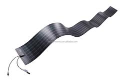 275W CIGS FLEXIBLE CIGS THIN FILM SOLAR PANELS 12.5% efficiency