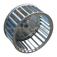 2014 hot sale fan impeller maching high quality steel impeller