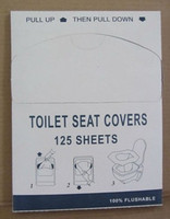 Hotel Products Airport Portable Disposable Waterproof Toilet Seat Cover