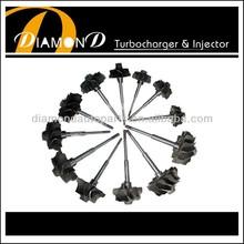 GT1749V shaft wheel and turbine wheel 758219-0002 758219-0003 for Audi A4/A6 TDi , VW passar Tdi