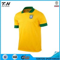 100% Polyester Breathable Sublimated Customized Soccer Wear