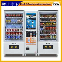 new combination 22 inch screen vending automatic machine
