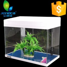 Jeneca Aquarium With Lamp and Filter Fish Tank