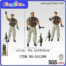 Excellent quality low price 1 6 military action figures