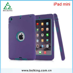Shockproof Case for ipad mini 1 2 3 silicone hard case