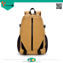 port online goods cute laptop backpack canvas backpacks for travel manufactures china