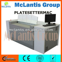 Metal CTP Machine for metal can printing