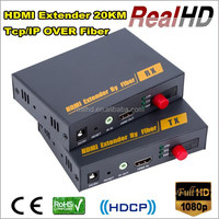 Low price 40KM Cascaded Transmission hdmi Extender