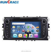 android 4.2.2 car gps navigation system ford mondeo with 3g wifi canbus