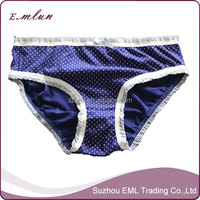 Girls frill waist young girls cotton panty children panties