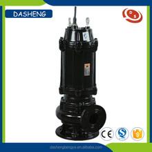 CE centrifugal submersible sewage water pump