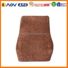 Guangzhou pillow and cushion ,Guangzhou Linsen memory foam product,car cushion for baby