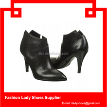 china manufature dress shoes sexy genuine leather dress shoes lady high heel shoes