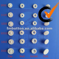 quality clothing plastic snap button