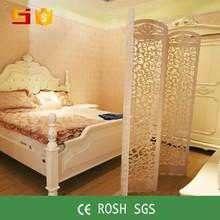 Sala de estar baratos a prueba de agua plegable pantalla de cama