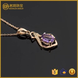2015 high quality gemstone jewelry ! S925 sterling silver scalar energy pendant!