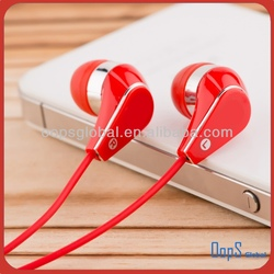 Cheapest promotional earbud earphone gift earphone