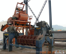 spining concrete pipe equipment with inspection and certificate