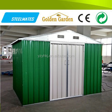 New design galvanized metal outdoor portable quick build houses