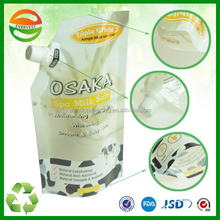 China alibaba plastic drink spout pouches manufacturers