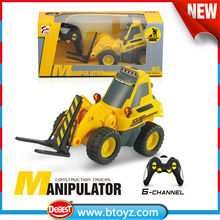 China supplier children toys construction trucks interesting rc engineering trucks for construction