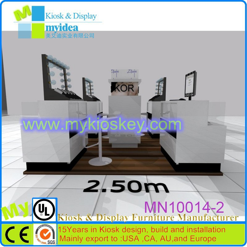 China New Condition Modern Manicure Table Nail Salon