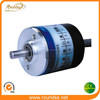 Displacement Sensor Wire Rope Solid Shaft Encoder