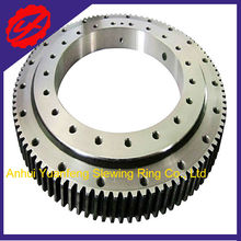 Cross-roller Ball Type Slewing Bearing Machine Part Slewing Ring