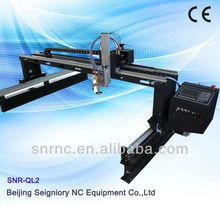 <span class=keywords><strong>Máquina</strong></span> de alta calidad económica y práctica comprobada de luz pórtico SNR-QL2 plasma / fuego de metal cutter