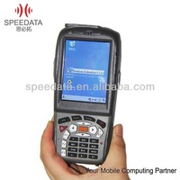 rfid smart card reader & writer PDA Support 1D&2D Barcode Scanner(Handheld ,Mobile ,Wireless)