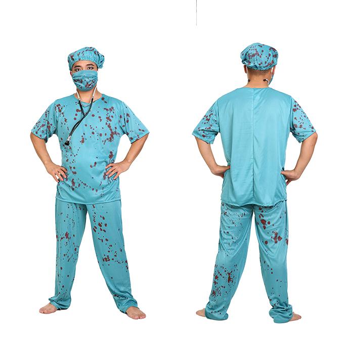 Сексуальный мужской наряд врача