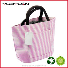 Alibaba Supplier On Sale Kinds Style Plain Color Lunch Bag
