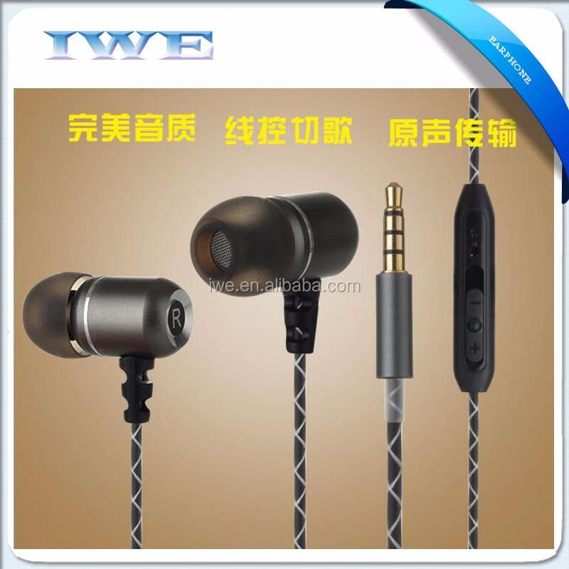 Électronique bon marché mobile téléphone écouteur ear piece 3.5mm