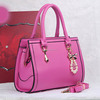 Top quality female leather bags china cheap shoulder bag