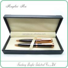 Classical Luxury vip gift pen metal calligraphy pen set