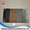 SBS/APP elastomeric bitumen flexible roofing material made in China